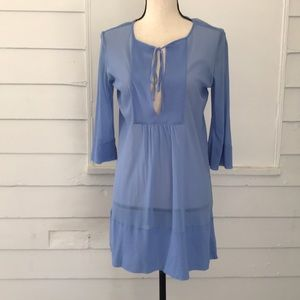 5/$20 Tommy Bahama Periwinkle Swim Coverup S/M
